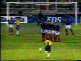 Brasil super nice kick   Football Funny   Football Beautiful