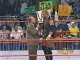 Sid Vicious confronts Jeff Jarrett - WCW Monday Nitro - 3/20/00