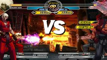 [Mugen HD] - Violent Ken (Warusaki3) vs. Evil Ryu (Warusaki3)