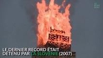 En Norvège, on célèbre le solstice d'été avec des feux géants