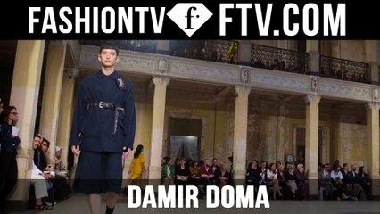 Milan Men Fashion Week Spring/Summer 2017 - Damir Doma   FTV.com
