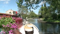 Le canal du Midi attire toujours plus de touristes étrangers