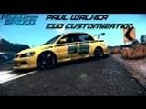 Driving Paul Walker Evo in Need for Speed™