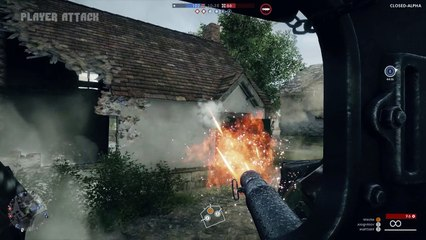 Battlefield 1 Closed Alpha - 7 minutes of exclusive footage