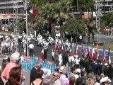 Défilé du 14 juillet 2007 à Nice : Défilé motorisé