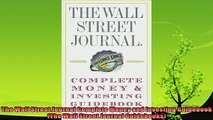 different   The Wall Street Journal Complete Money and Investing Guidebook The Wall Street Journal