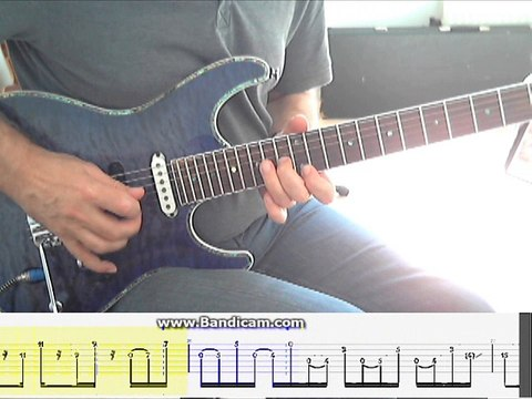 Finish What Ya Started - Van Halen (solo + part)