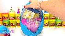Sinderella Dev Sürpriz Yumurta (Oyun Hamuru) - Disney Prensesleri, MLP Oyuncakları