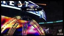 WWE '12: Zack Ryder Entrance - WrestleMania 27 Arena/Stage