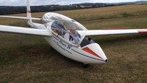Premier vol à voile avec les Planeurs de Brocéliande
