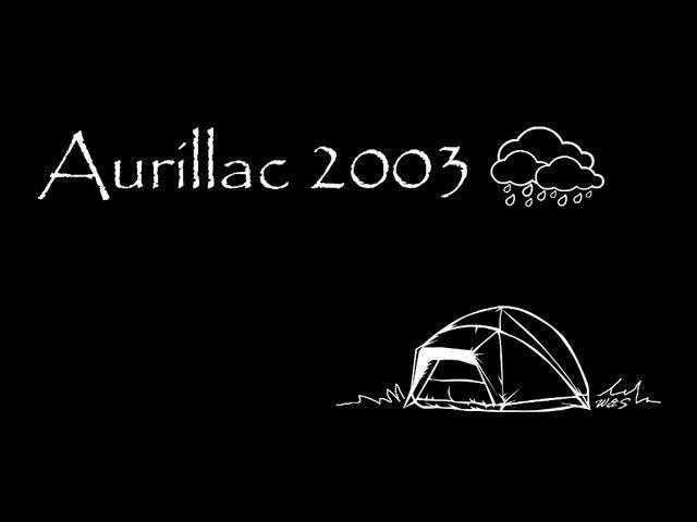 Aurillac 2003