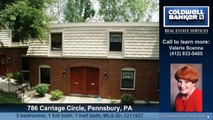 Homes for sale 786 Carriage Circle Pennsbury PA 15205 Coldwell Banker Real Estate Services