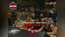 1998-06-30 WWF Raw Is War - #1 Contender Triple Threat - The Undertaker VS Kane VS Mankind (Mick Foley)