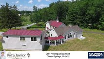 2094 Flowing Springs Rd, Chester Springs, PA 19425 -- Charming Modern Farmhouse
