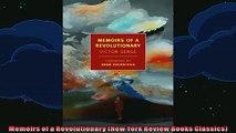 READ book  Memoirs of a Revolutionary New York Review Books Classics Full EBook