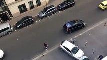 Coups de feu et arrestation dans le 11ème arrondissement de Paris