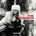 10 Kyrie Kristmanson  ALBUM    Modern Ruin  2015      Bad Body