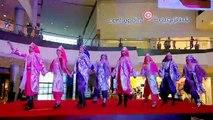 DUBAI : EID celebrtion with arabic dance at Dubai Mall (Dubai UAE)