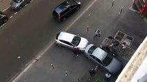 Intervention violente de la police pour l'arrestation d'un proxénète à Paris