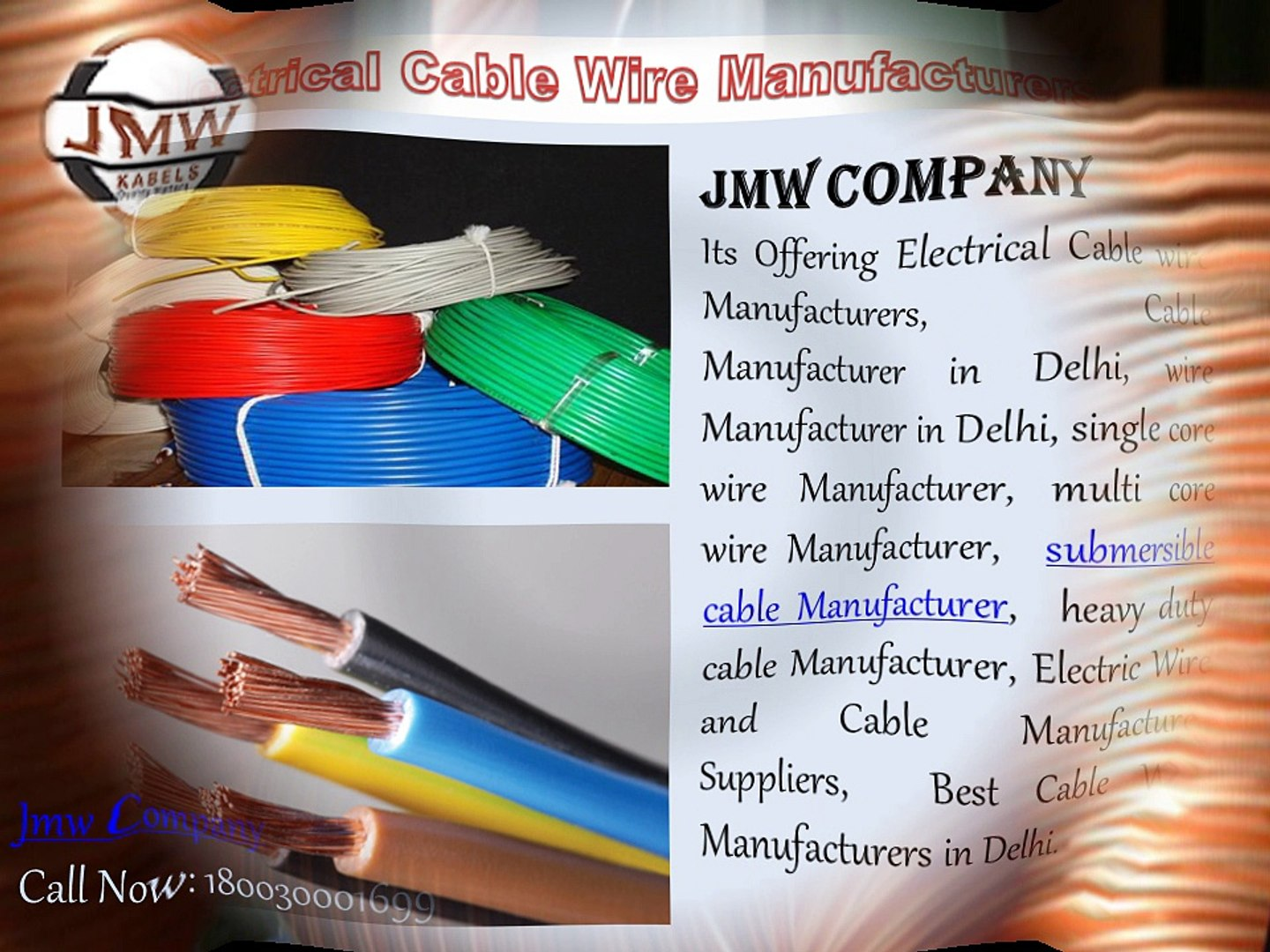 Best Cable Wire Manufacturers in Delhi on