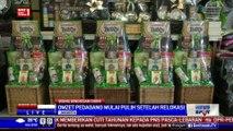 Omzet Pedagang Parcel di Cikini Gold Center Membaik