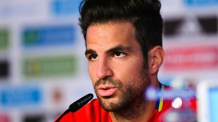 【EURO2016スター選手のベストプレー集】スペイン代表のファブレガス