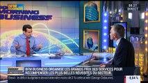 Focus sur les Grands Prix BFM Business des Services - 27/06