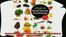 different   Modern Food Service Purchasing Business Essentials to Procurement
