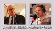 « En Europe, tout ce qui est fédéral fonctionne », Yves Pozzo di Borgo, vendredi 24 juin, Sud radio