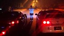 Car Drifting in Karachi - Pakistani Car Drifting & Racing (Watch in HD Mode)