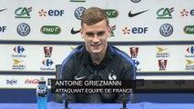 Foot - Euro - Bleus : Griezmann «Eliaquim ou Sam, on sera serein»