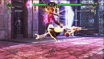 (SC4 6/20/12) Soul Calibur IV Online: blkRabbit (Taki) versus Hakudoshi_69 (Cervantes CC) 2nd