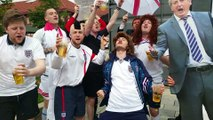 Foot - Euro - ANG : le chant n°3 des supporters