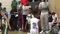 Quand LeBron James va voir son fils à un match de basket
