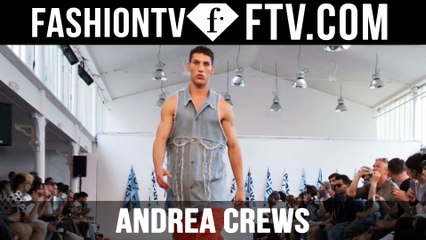 Paris Men Fashion Week Spring/Summer 2017 - Andrea Crews   FTV.com