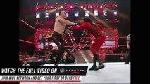 Imposter Kane vs. Kane- Vengeance 2006 on WWE Network