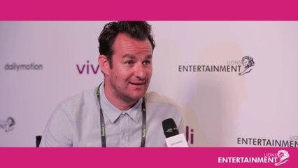 James Morris - Global CEO, Stink @ Cannes Lions Entertainment