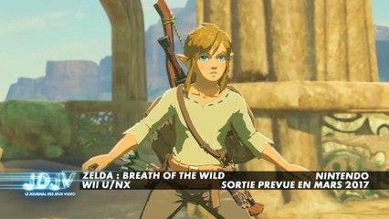Le débrief de l'E3 : Nintendo - Le Journal des jeux vidéo du 26/06 - CANAL+