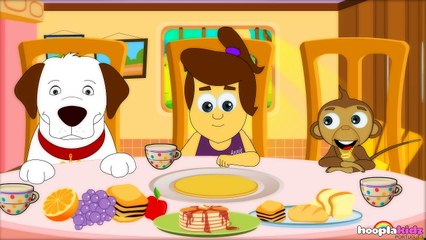 Mix A Pancake - Mexe a Panqueca