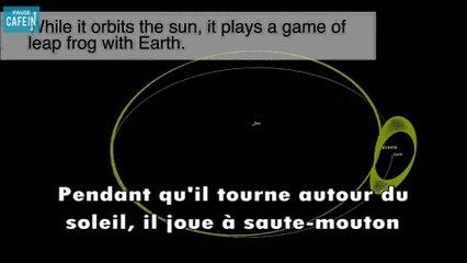 2016 HO3, le nouvel astéroïde qui tourne autour de la Terre telle une seconde Lune