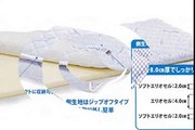 ★マニフレックス/イタリアンフトン2/シングルサイズ お布団タイプ