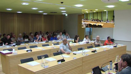 Conseil municipal du 27 juin 2016 à 18h