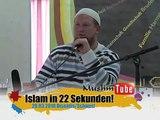 Абу Хьамза Пьер Фогель   Ислам за 22 секунды