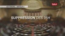 Loi travail : Les principales modifications du Sénat