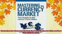 Free Full PDF Downlaod  Mastering the Currency Market Forex Strategies for High and Low Volatility Markets Full EBook