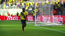 Ecuador vs. Haiti 2016 Copa America Highlights