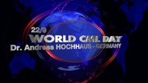22/9 - WORLD CML DAY - Dr. ANDREAS HOCHHAUS - GERMANY