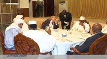 (Re)voir - Bilal Ag Acherif, le chef du MNLA assis à la même table que IBK, à Bamako