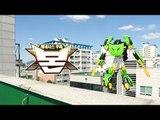 HelloCarbot2 Genesis Coupe Bon Transformers StopMotion 헬로카봇2 장난감 제네시스 쿠페 본 레이싱 변신 비행 스톱모션 동영상