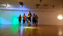 Pippa T - Salsa Soca by Oscar D' Leon feat Mola - Zumba® dance fitness choreography MM 51